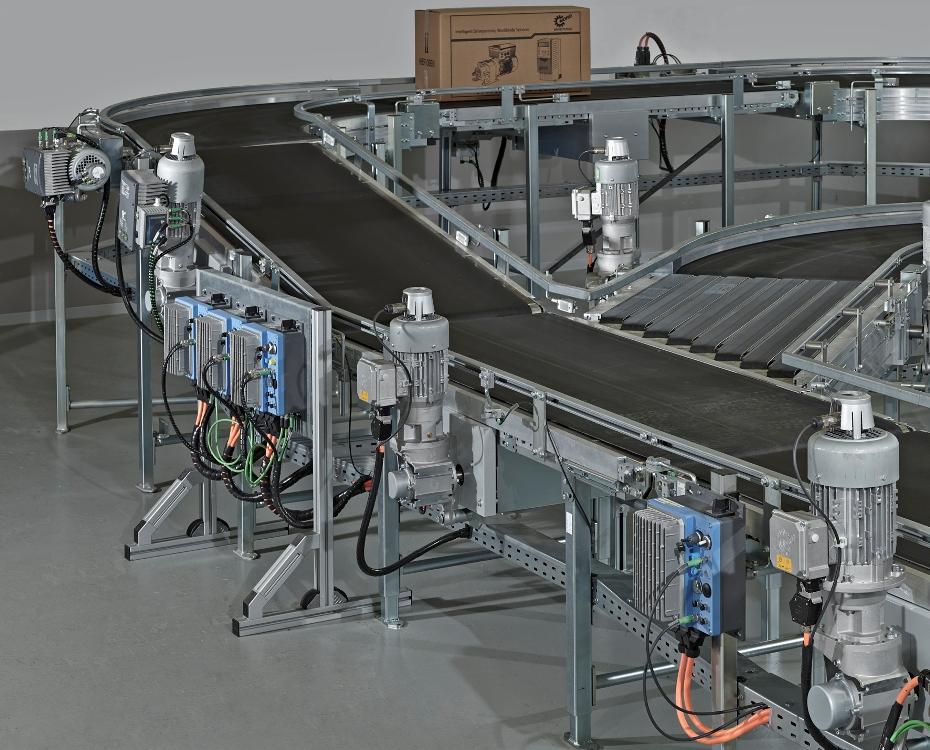 NORDAC LINK test center