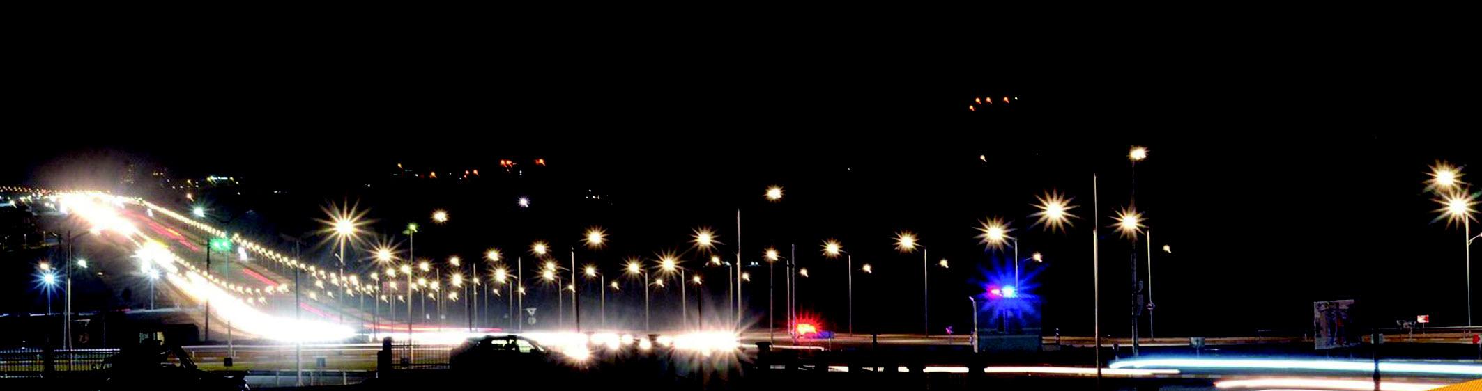 Oświetlenie uliczne z technologią Acrich zamontowane w Ułan Bator, stolicy Mongolii