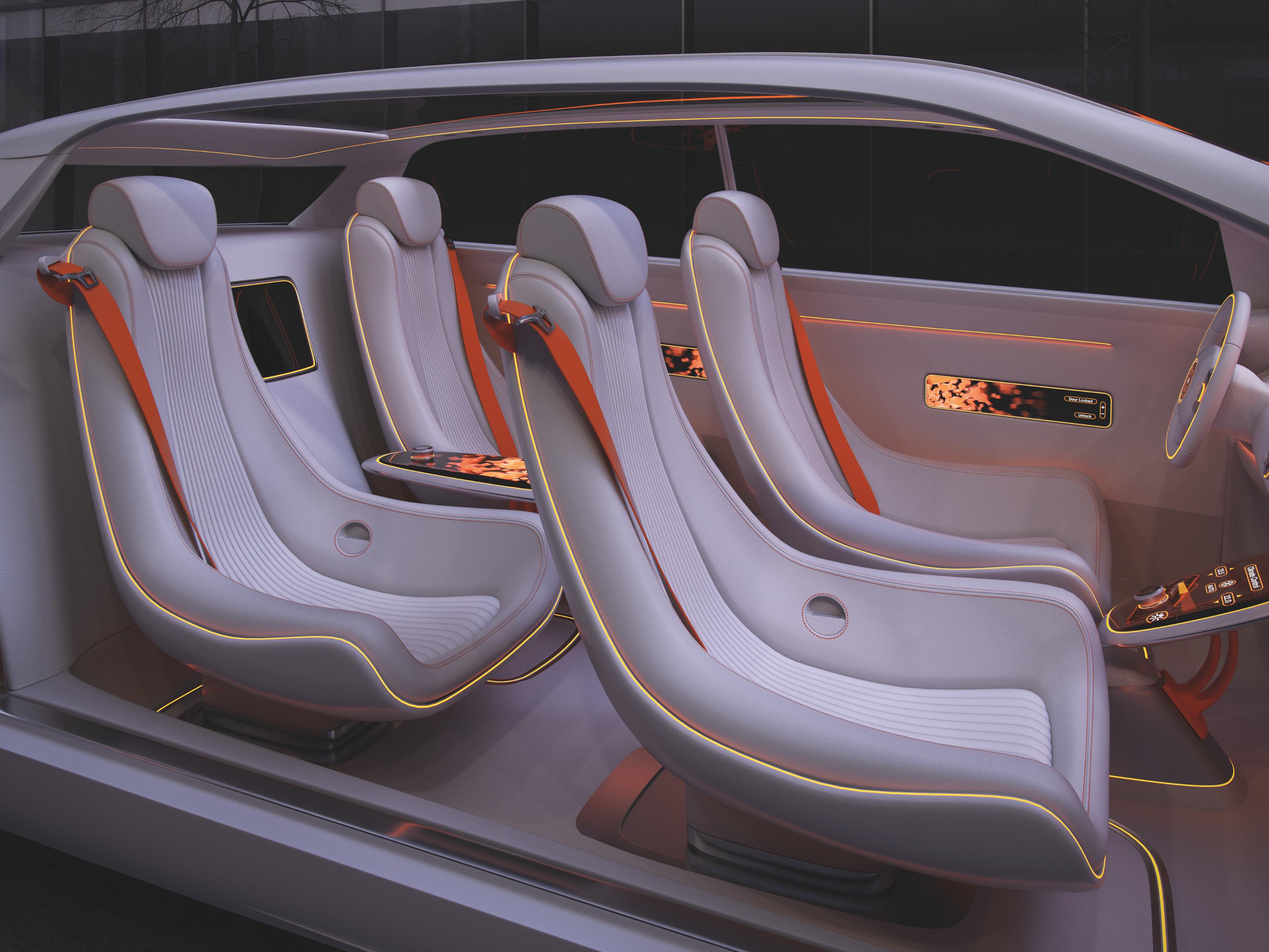 Nowe trendy w oświetleniu wewnętrznym samochodów