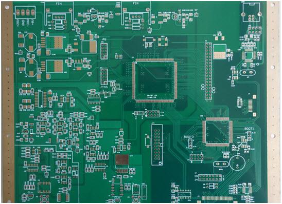 Opis płytki PCB