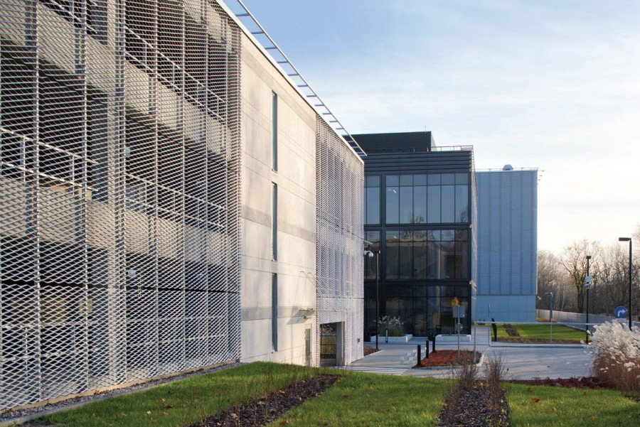 Inteligentny system EcoStruxure Building w Centrum CEZAMAT