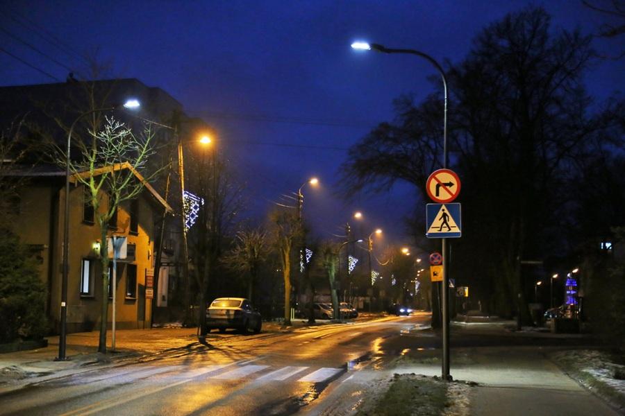 Bezpieczne przejście dla pieszych w Pucku zrealizowane przez Energa OświetlenieBezpieczne przejście dla pieszych w Pucku zrealizowane przez Energa Oświetlenie