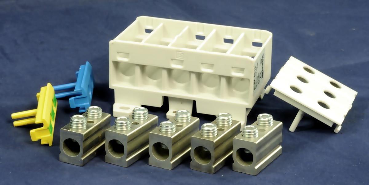 Użyteczna złączka OTL 35-5X dla układów 3 fazowych