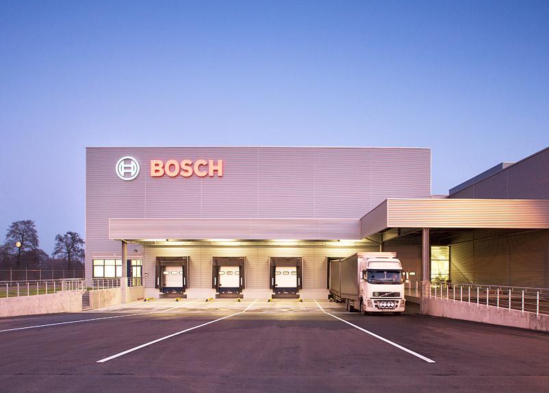 Fabryka układów hamulcowych Bosch w Mirkowie