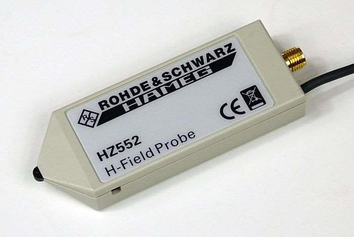 Sonda pola elektrycznego HZ551