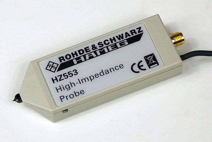 Sonda wysokoimpedancyjna HZ553