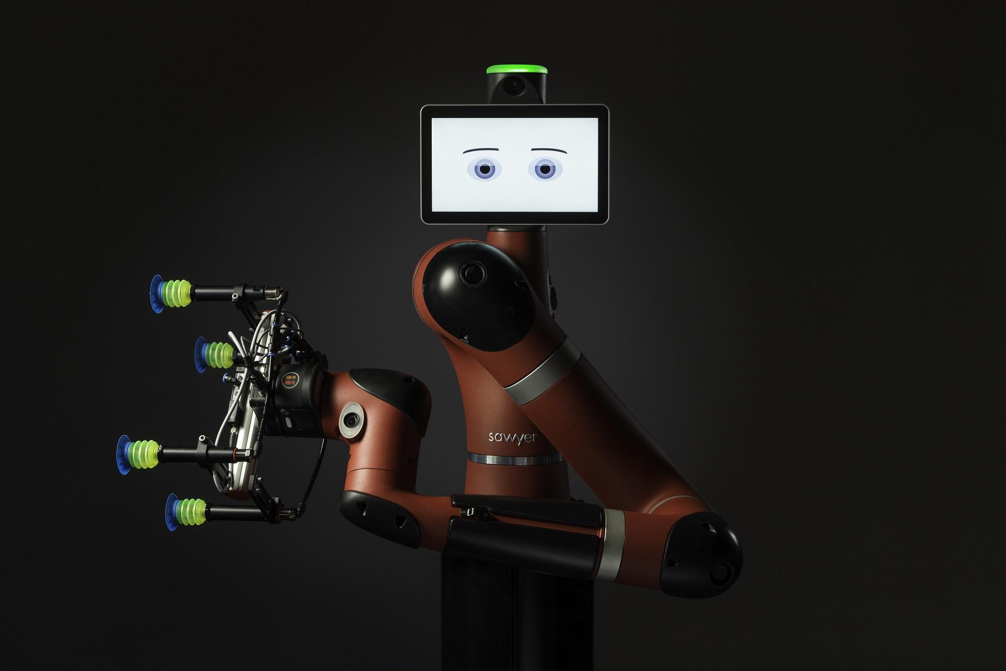 Robot współpracujący Sawyer