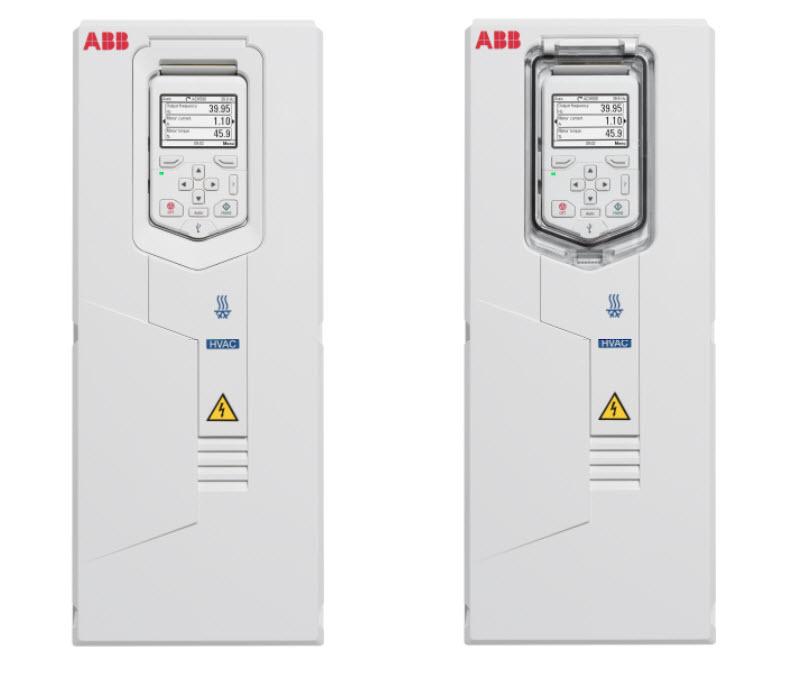 Przemienniki ACH580-31 w obudowach IP21 i IP55