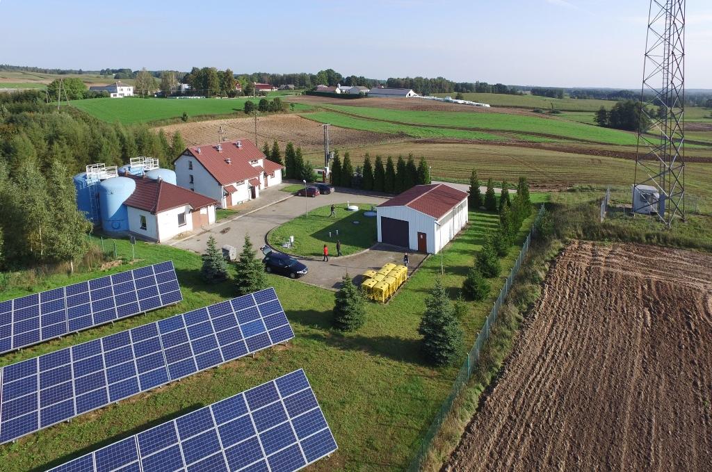 Farma fotowoltaiczna w Puńsku