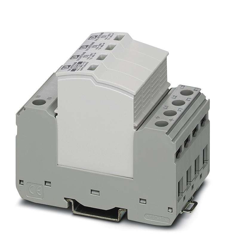 Ogranicznik typu 2 z Imax nawet 40kA 8/20µs