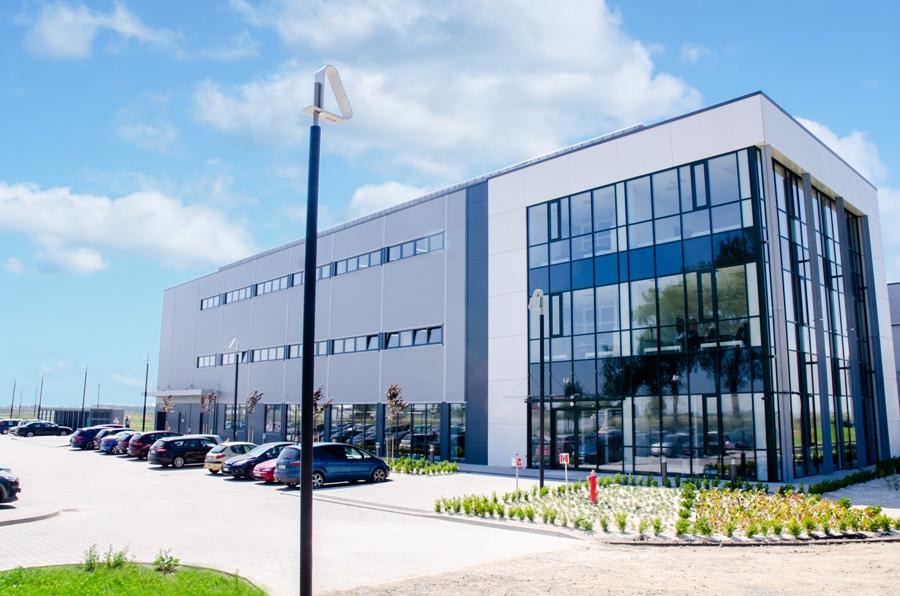 Ruszyła produkcja w nowo wybudowanej fabryce WAGO we Wróblowicach, w gminie Miękinia.