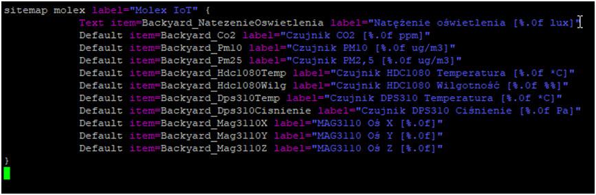 Przykładowy plik sitemap