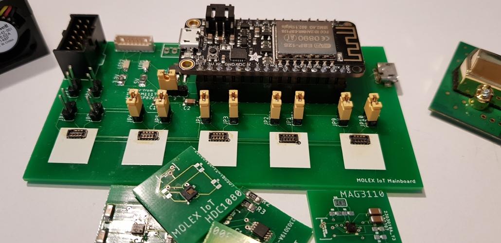MOLEX IoT MAINBOARD