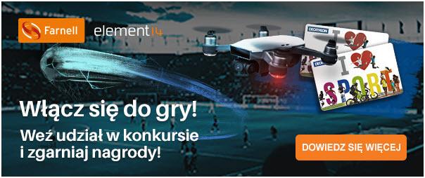 Wygraj dron DJI Spark!