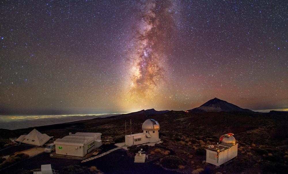 Obserwatorium na Teide, Teneryfa