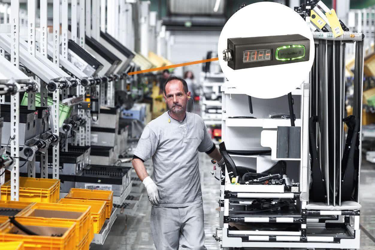Innowacyjne rozwiązania Pick-to-Light i Put-to-Light prowadzą pracownika pobierającego części poprzez wymagającą potwierdzenia sekwencję kroków w precyzyjnie zdefiniowanym procesie roboczym. Pozwala to uniknąć błędów i zwiększyć produktywność.