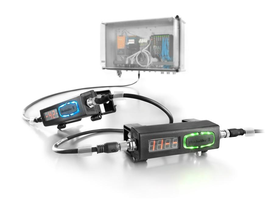 Innowacyjne rozwiązania Pick-to-Light i Put-to-Light wykorzystują wyświetlacz strefowy z podświetlonym wielokolorową lampką przyciskiem do bardzo wydajnej współpracy z użytkownikiem.