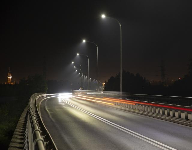 8000 Opraw Led Połączonych W Jednym Systemie Oświetleniowym