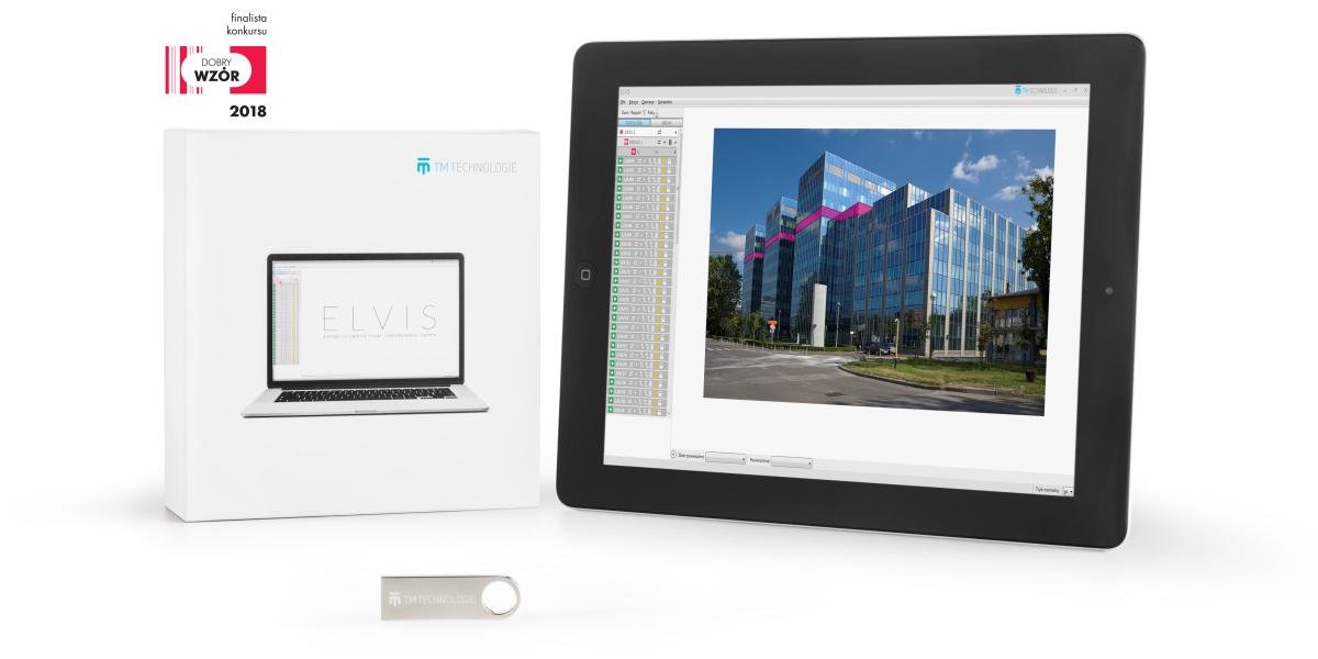 System wizualizacji oświetlenia awaryjnego ELVIS