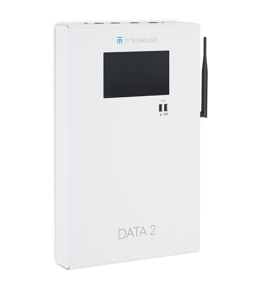 System monitoringu oświetlenia awaryjnego DATA 2