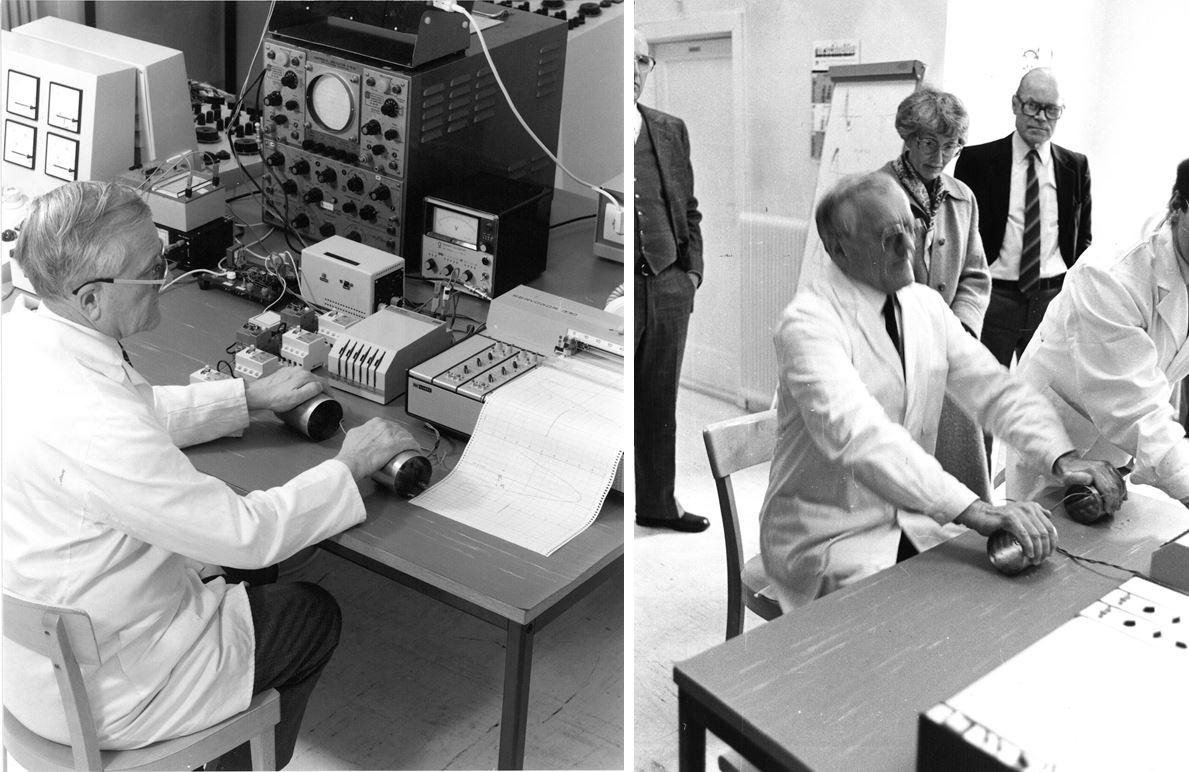 Współczesna wersja wyłącznika nadprądowego (MCB), na której opiera się obecny model, została opracowana w Austrii na początku lat 60-tych