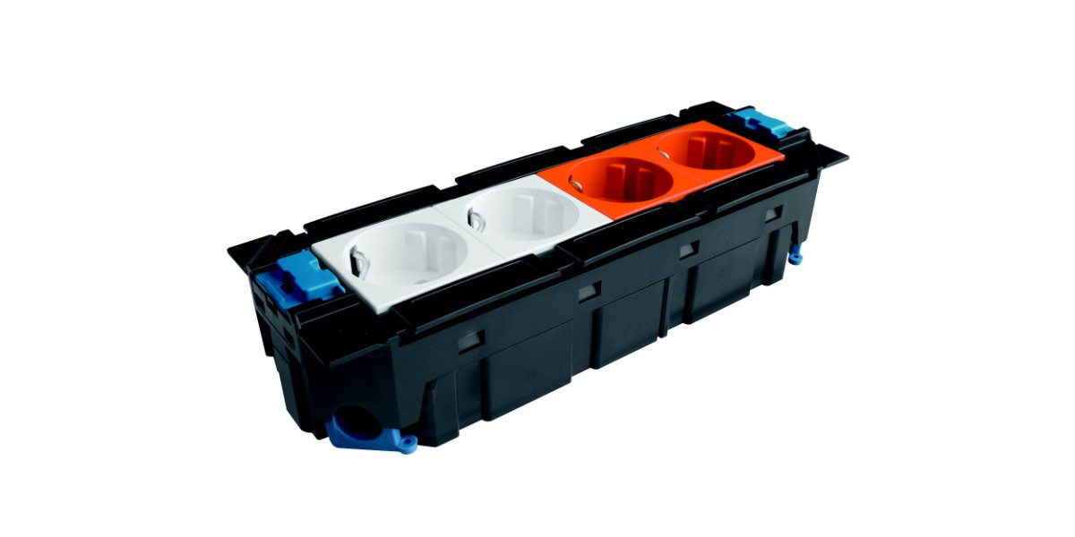 Puszki montażowe i urządzenia instalacyjne tehalit.GB-EG