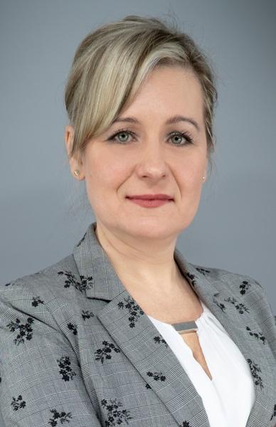 Urszula Bizoń-Żaba, dyrektor operacyjny spółki COPA-DATA Polska Sp. z o.o.