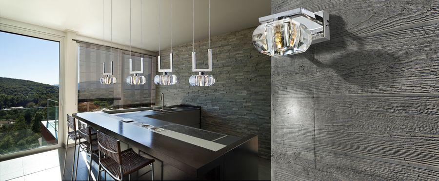 Geometryczne lampy AZzardo futuris