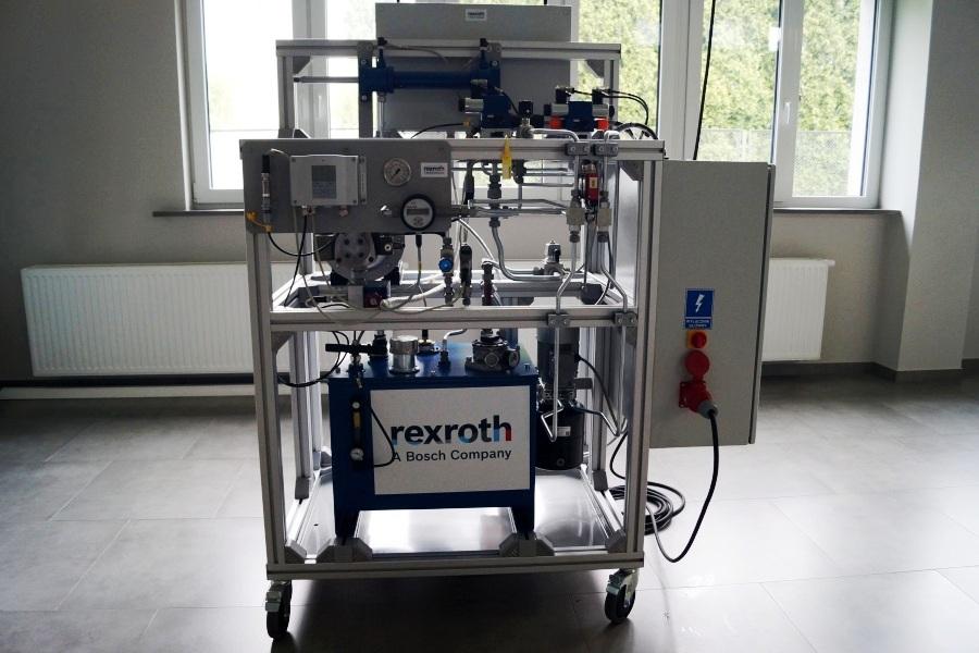 System Bosch Rexroth ODIN