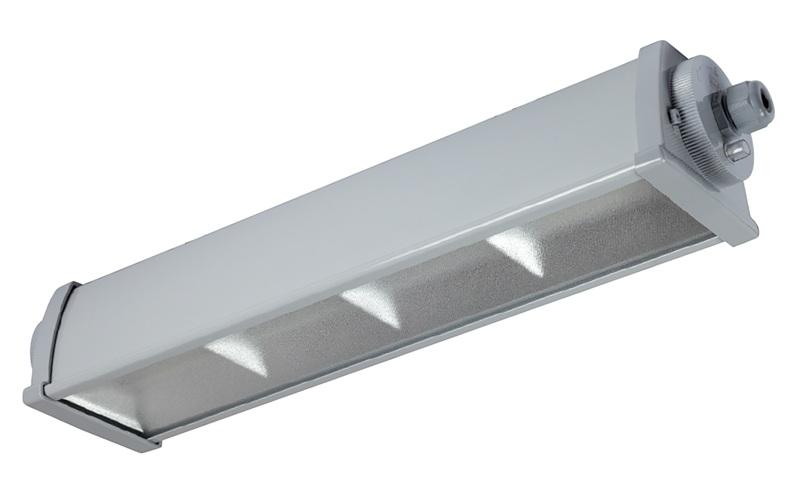 Acciaio Eco LED wykorzystana w BorgWarner fot. Beghelli