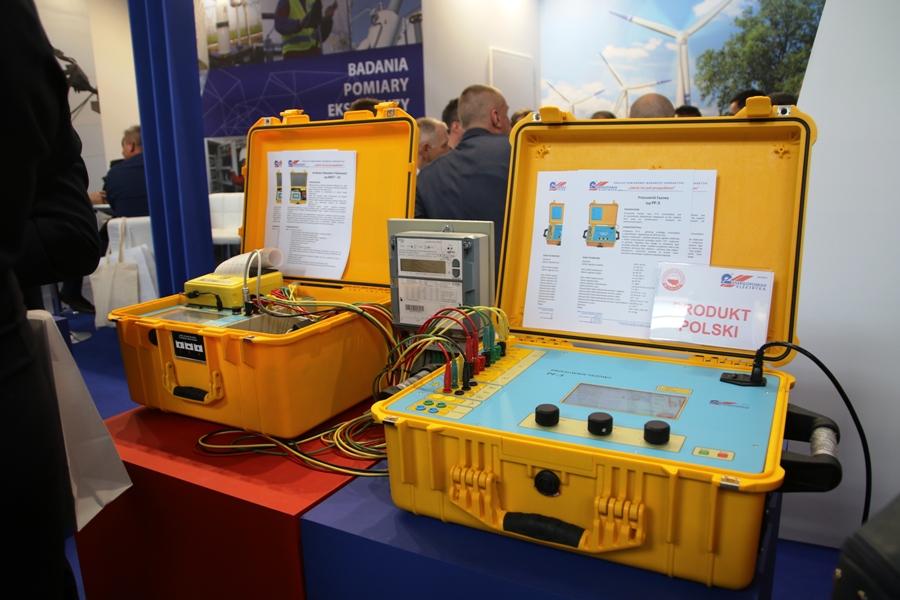 tester przekładników prądowych typu miniTP bardzo zasłużonej dla polskiej energetyki firmy ENERGOPOMIAR-ELEKTRYKA