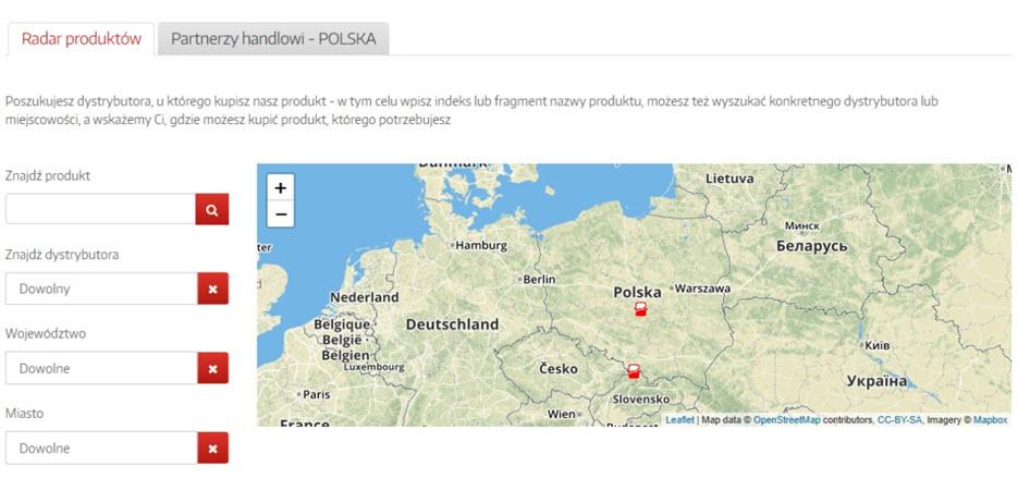 Radar Produktów RELPOL