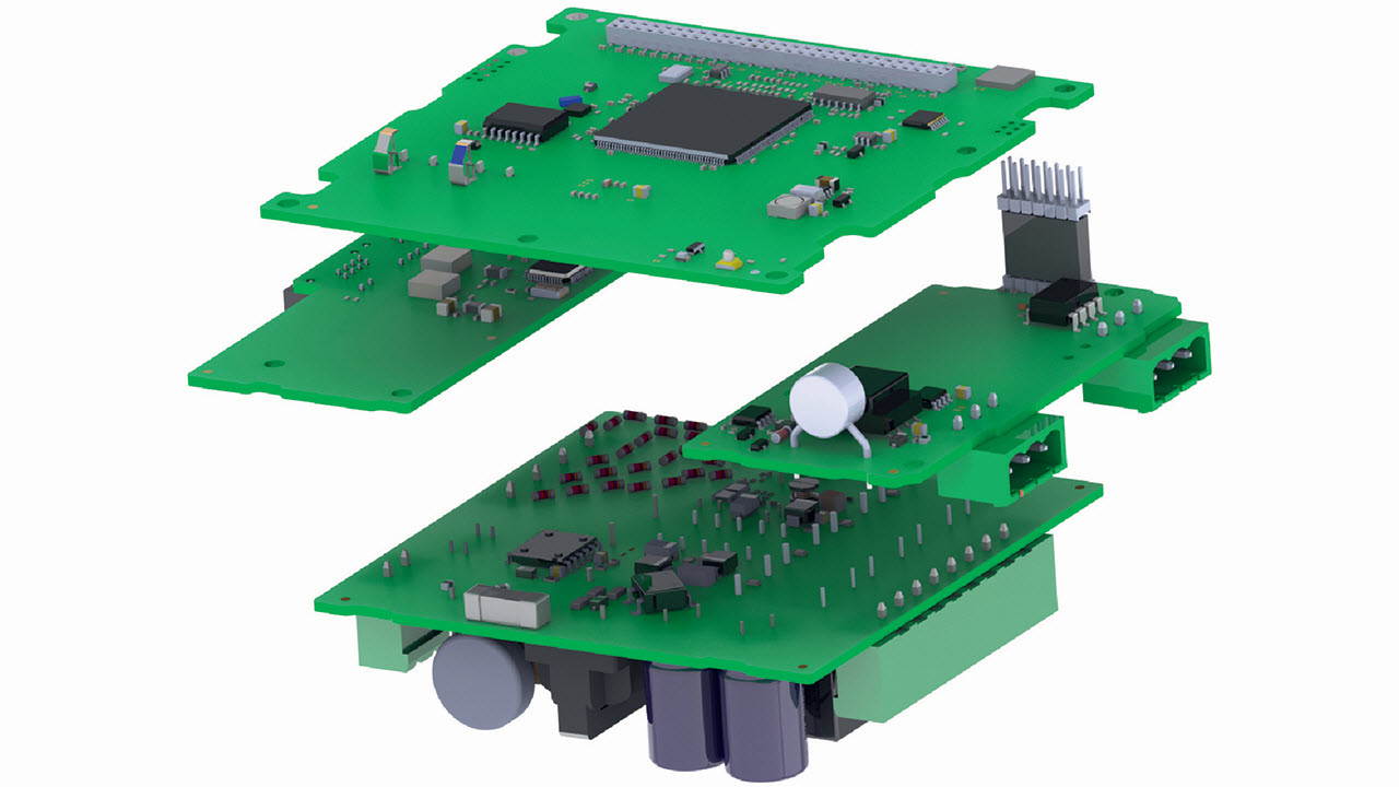 Fot. 9. Urządzenia peryferyjne można skonfigurować za pomocą dedykowanych PCBA, które umożliwiają funkcje wejścia/wyjścia i komunikacji.