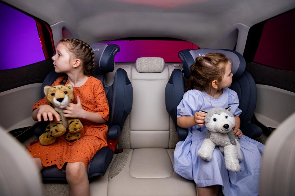 Rodzinne, przestronne, atrakcyjne cenowo auto elektryczne