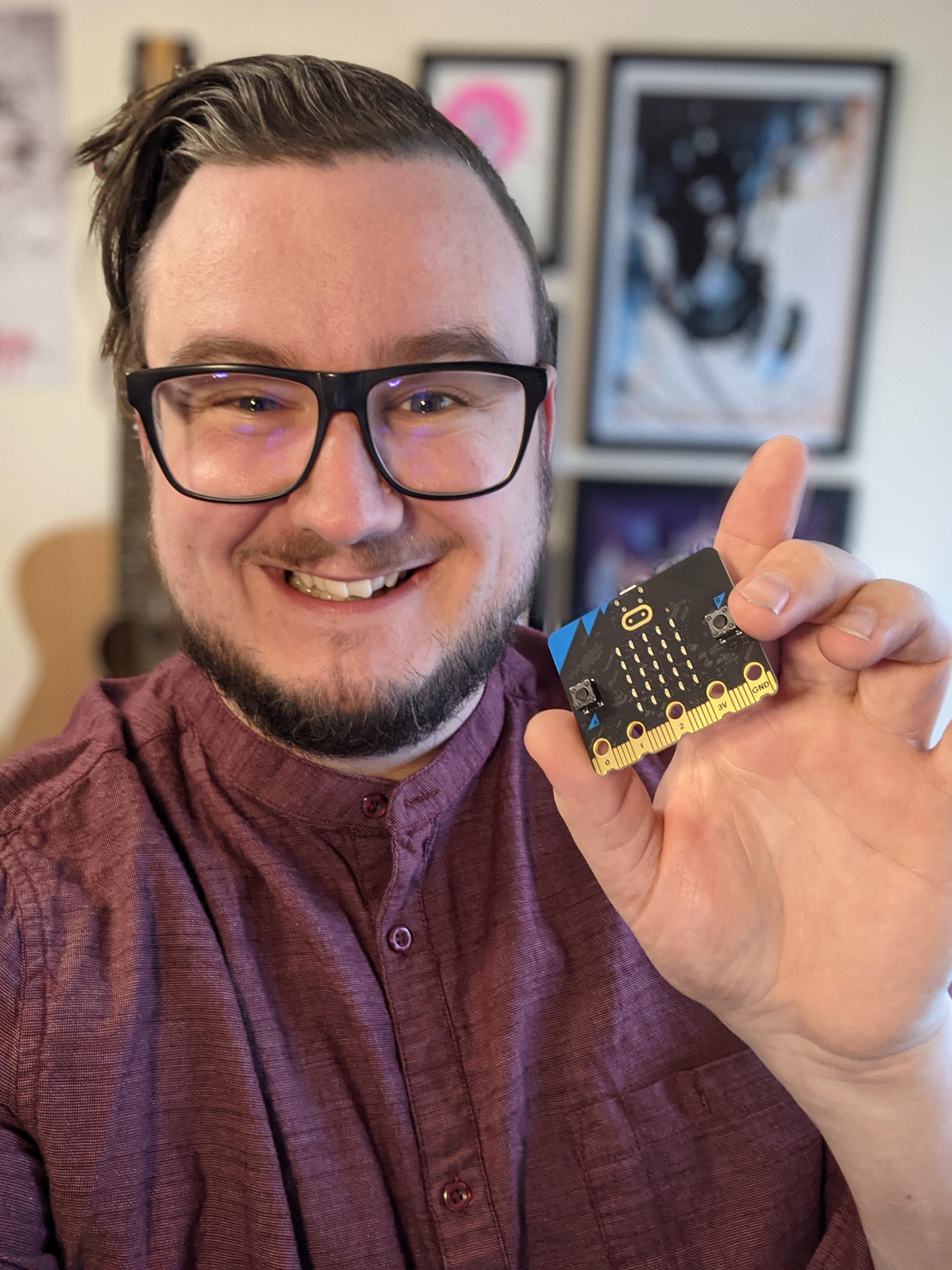 Farnell świętuje wyprodukowanie 5 milionów płytek micro:bit