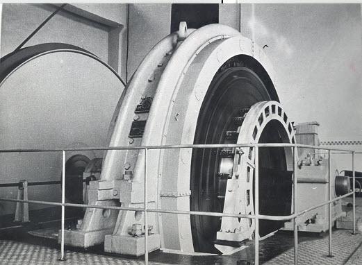 Elektrownia Gdynia - maszynownia-1