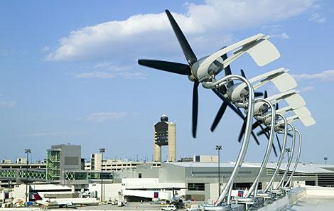 11 Konstrukcji Elektrowni Wiatrowych Elektrownie