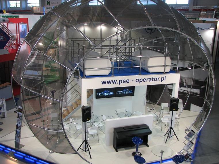 PSE Operator SA zostało wyróżnione przez redakcję miesięcznika Energetyka za najciekawszą ekspozycję dla firmy