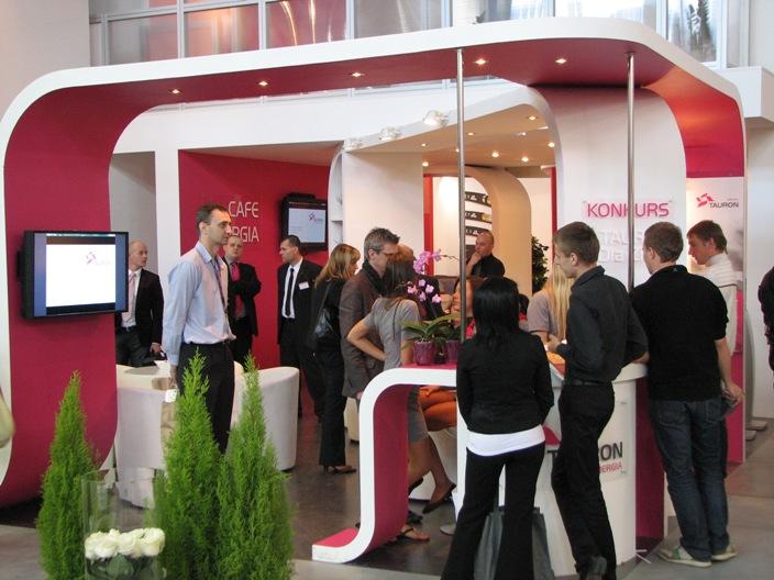 Grupa TAURON – Partner Generalny targów – zorganizował wśród zwiedzających konkurs promujące stosowanie efektywnych źródeł światła.