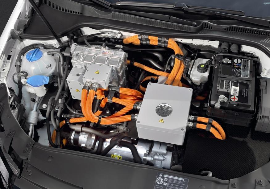Volkswagen Golf blue-e-motion
