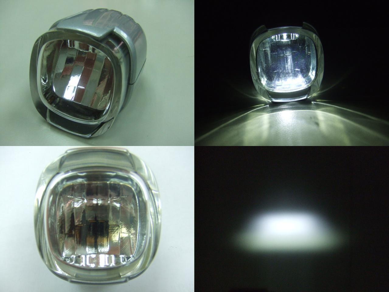 rowerowa lampa LED
