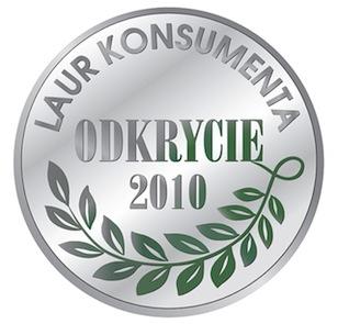 LAUR KONSUMENTA 2010 dla Onninen Sp. z o.o.