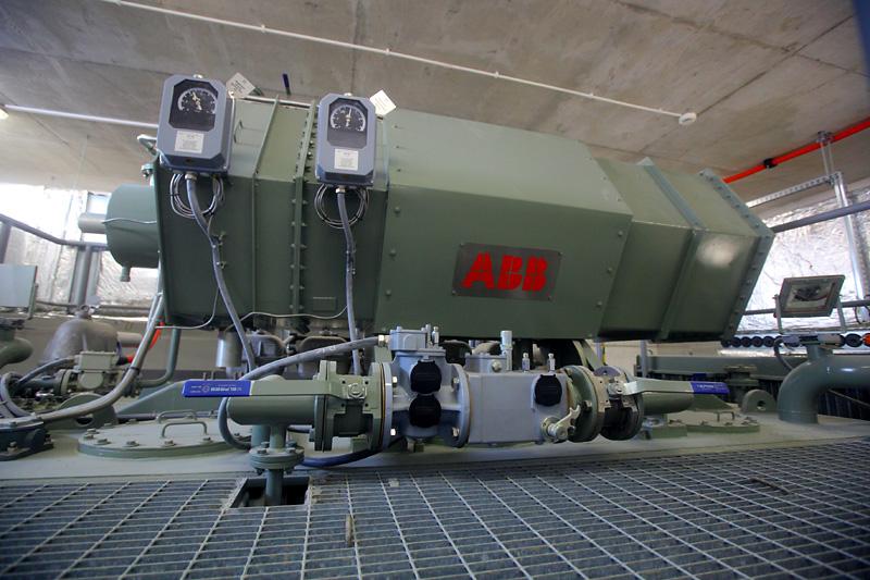 Transformator ABB