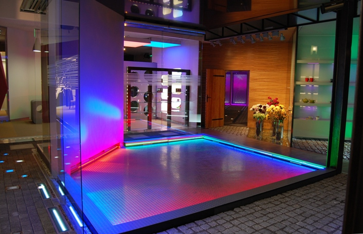 W Centrum Zastosowań Światła w Pile można poznać w praktyce nowoczesne, kompleksowe oraz energooszczędne rozwiązania oświetleniowe Philipsa