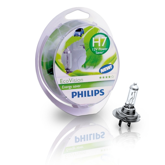 Philips EcoVision Automotive headlight lamp 12972ECO H7 12 V 55 W
