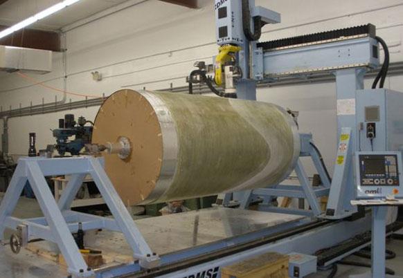 Prototypowy wirnik turbiny z wykorzystaniem materiałów nadprzewodzących opracowany przez Advanced Magnet Lab.