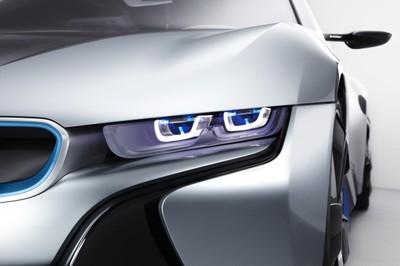 Bmw Zastąpi Laserami Oświetlenie Samochodowe Led Led