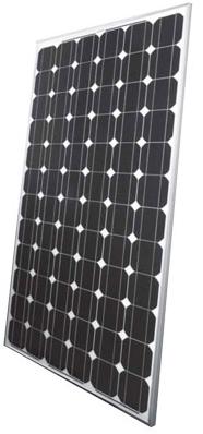 Bateria słoneczna z krzemu monokrystalicznego