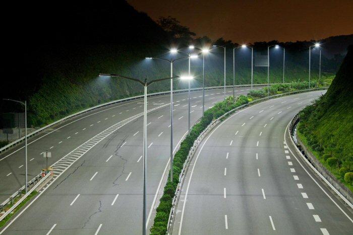 Oświetlenie uliczne LED, fot. Kingsun Optoelectronic