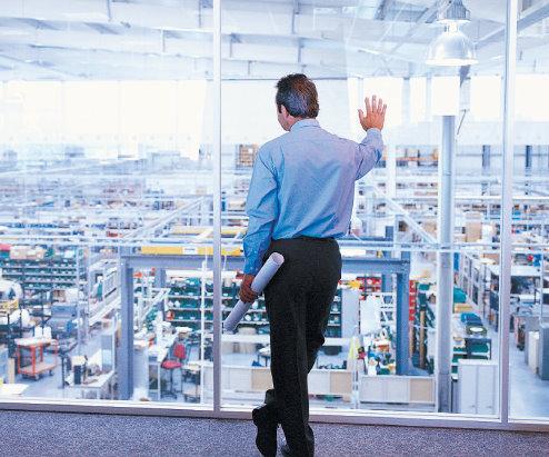 Nowa Norma Dotycząca Oświetlenia Miejsc Pracy We Wnętrzach